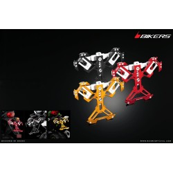 Support de Plaque Immatriculation Bikers Honda Forza 125