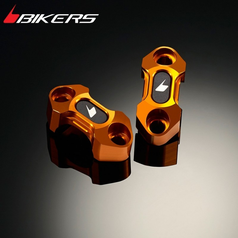 Rotating Bar Clamps Bikers Honda Forza 300