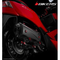 Protection Echappement Bikers Honda Forza Nss 300
