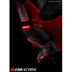 Foot Plate with Extra-Protection Bikers Honda Forza 300