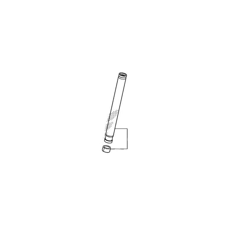 Pipe Front Fork Honda Forza Nss 300