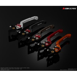 Folding Adjustable Brake Lever Left Premium Bikers Honda Forza 300 2018 2019