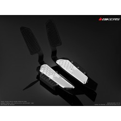 Foot Plates with Extra-Protection Bikers Honda Forza 300 2018 2019