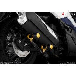 Protection Echappement Bikers Honda Forza 300 2018 2019