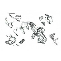 Inner Covers Forza 350 2021